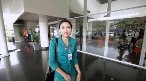 Garuda Indonesia - Cabin Crew Unrevealed Story 3