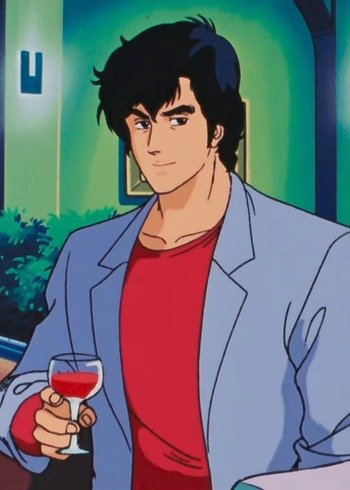 Ryo Saeba Cityhunter Wiki Fandom Powered By Wikia