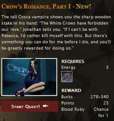 Crow's Romance p1 FB