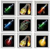 CoE potions alchemy