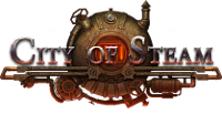 City of Steam small logo