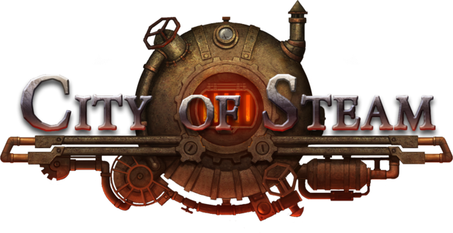 File:City of Steam Logo.png