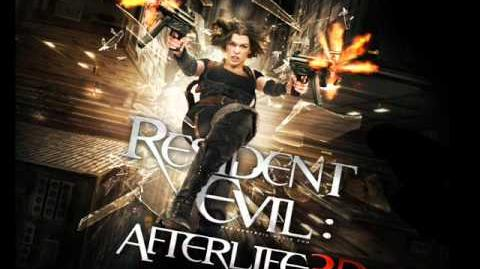 Resident Evil Afterlife Theme The Outsider - A Perfect circle