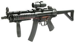 MP5 Tactical Assault Rifle