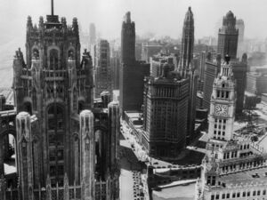 Bettmann-chicago-skyscrapers-in-the-early-20th-century