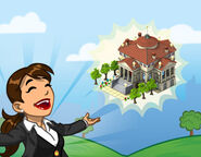 Announce villa rotonda