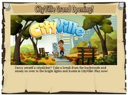 CityVille Opening