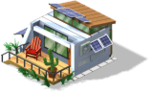 Solar Panel House-SW
