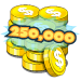 CoinBundles 250000