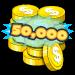 CoinBundles 50000