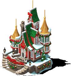 Claus Castle-SW