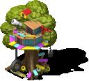Deluxe Tree House-SW