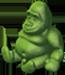 Gorilla Topiary-icon