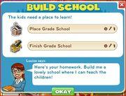 Build School detail