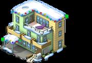 Loft Apartments snow