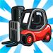 Red Forklift-viral