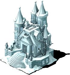 Premium Winter Castle-SW