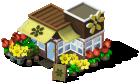 Flower Kiosk Level 2-SW