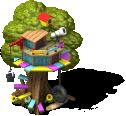 Deluxe Tree House-SE
