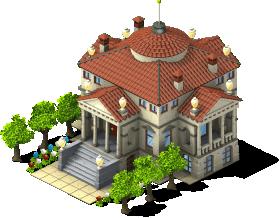 Villa Rotonda-SW