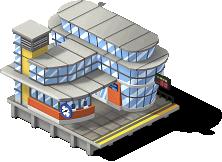 Train Station Level 2-SW
