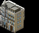 Aragon Apartments-SW