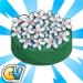 White Flower Bed-viral