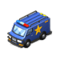 Car swatvan icon