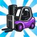Purple Forklift-viral