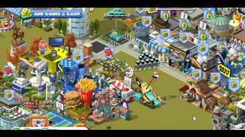 Cityville MJ Flashmob