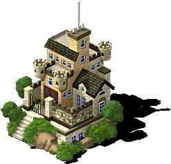 Scottish Castle-SW