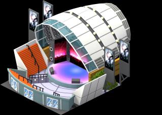 Encore Amphitheater Level 3-SW