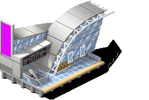 Train Station Level 3-SW