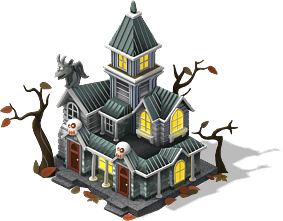 Crypt Keepers Crib-SW