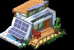Solar Panel House-SE