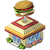 Tofu Burger-icon