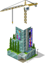 Equality Business Tower Level 1-SW