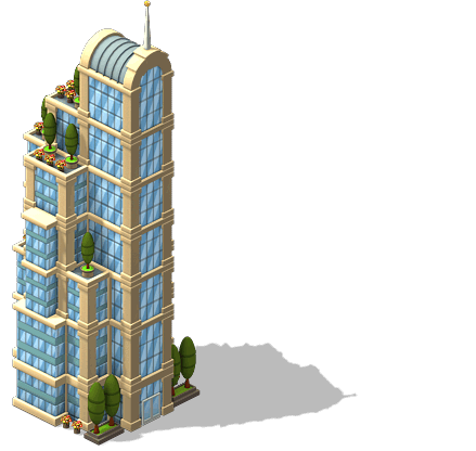 Stepped Skyscraper-SE