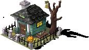 Haunted Cottage-SW