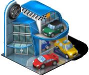 Custom Car Shop-SE