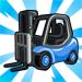 Blue Forklift-viral