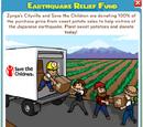 Earthquake Relief Sweet Potatoes