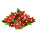 Red Freedom Flowers-icon