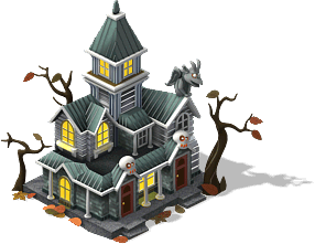 Crypt Keepers Crib-SE
