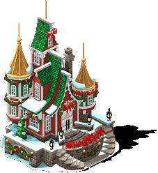 Claus Castle-SE