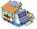 Solar Panel House-NE