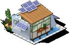 Solar Panel House-NW
