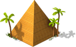 Great Pyramid-SW