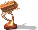 Image result for train trophy