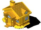 Celebrity House (Gold)-SW